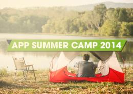 """Apps, Pizza, Bugs und ein """"Pool"""" - Das App Summer Camp 2014"""