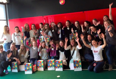 Girls Day 2015 bei Google