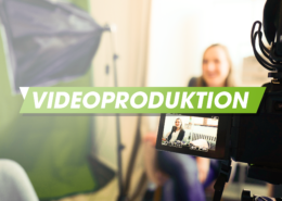 Videoproduktion mit Soundcloud, XING, Otto & Co.