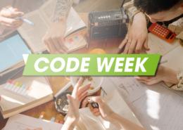 Mit 130 Schülern Apps entwickeln: Unser Code Week Event