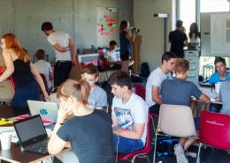 35 Jugendliche programmieren ihre eigenen Apps - das war das App Summer Camp 2016