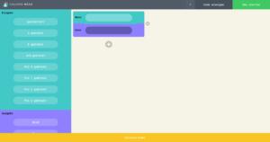 Das Team von Calliope hat einen eigenen Editor entwickelt