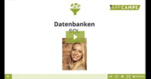 Startvideo Datenbanken und SQL