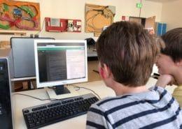 Erfahrungsbericht: Webseiten entwickeln mit Unterrichtsmaterial von App Camps