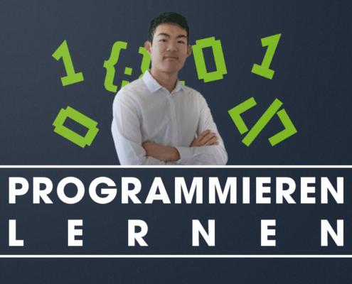 Programmieren lernen Schüler