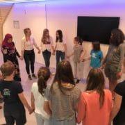 programmieren lernen Mädchen Digital Club