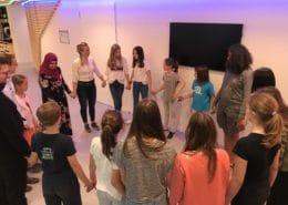 Programmieren lernen im Mädchen Digital Club