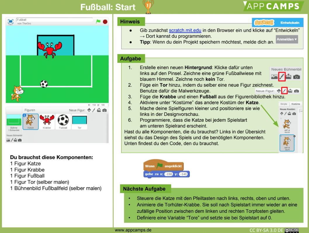 Scratch Fussball Wm Special Appcamps De