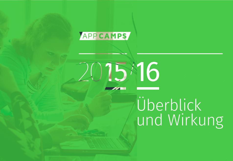 Bericht App Camps 2015/16