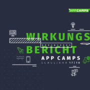 Wirkungsbericht 2017/18 App Camps Bild