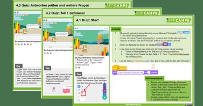 Screenshot Lernkarten