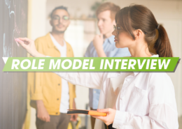 Ein Role Model Interview mit Tonja