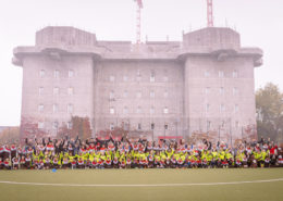 Coding Camp beim FC St. Pauli