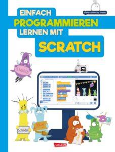 Buch Cover Einfach programmieren lernen mit Scratch