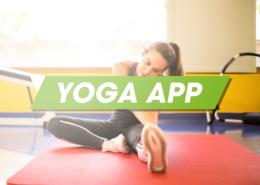 Yoga in der Schule - mit einer selbst programmierten Yoga App
