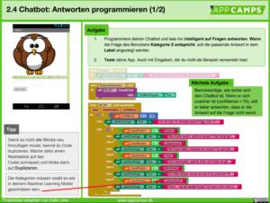 KI App Inventor 2