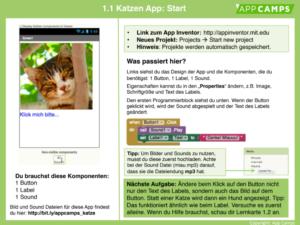 App Katze