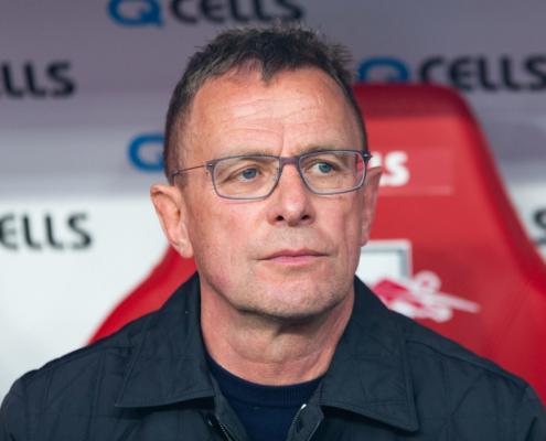 Ralf Rangnick ist nicht nur im Fußball überaus aktiv. © Steffen Prößdorf