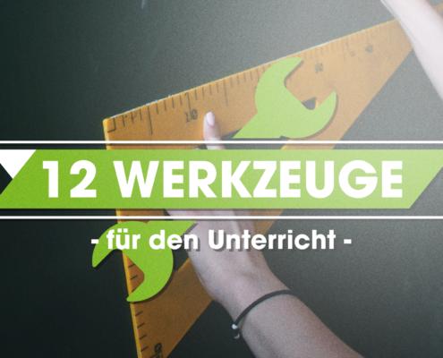 12 Werkzeuge im Überblick