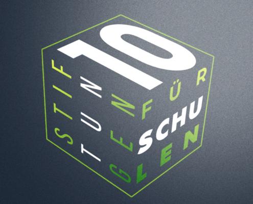 10 Stiftungen