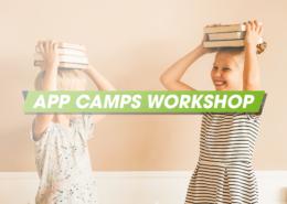 App Camps Workshops - für die ganze Schulklasse
