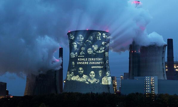 Als eine der bekanntesten Organisationen in puncto Umweltschutz, hat natürlich auch Greenpeace dementsprechende Unterlagen entwickelt. © Greenpeace