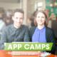 Das App Camps Gründerpaar